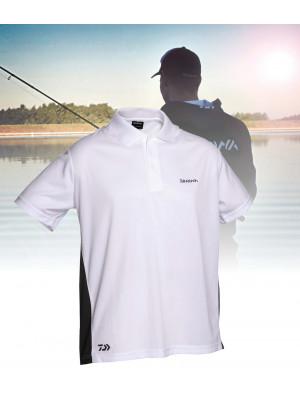 schwarz Daiwa D-VEC Polo-Shirt Gr L T-Shirt